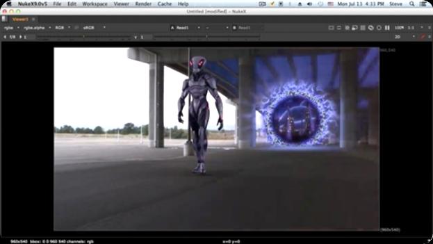 06_Nuke comp alien Portal