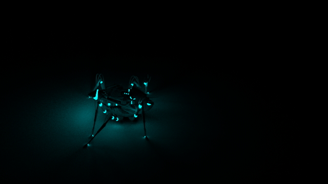 Chrome Bug Glow