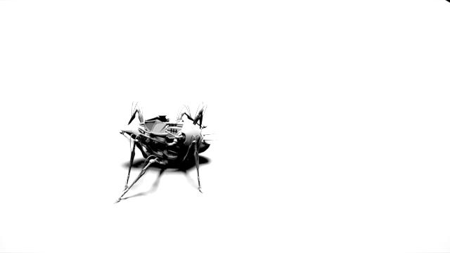 Chrome Bug Shadow