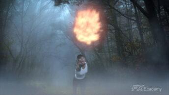 Fire Maiden sample